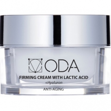 ODA FIRMING CREAM WITH LACTIC ACID AND HYALURONIC ACID
