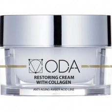 ODA RESTORING CREAM WITH COLLAGEN 50 ML