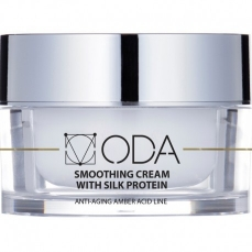 ODA SMOOTHING CREAM WITH SILK PROTEIN 50 ML