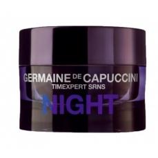 "Germaine de Capuccini TIMEXPERT SRNS INTENSYVUS ATSTATOMASIS NAKTINIS KREMAS ""NIGHT RECOVERY"""