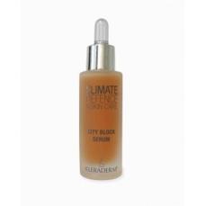 Kleraderm CITY BLOCK SERUM/Serumas prieš odos senėjimą, 30 ml