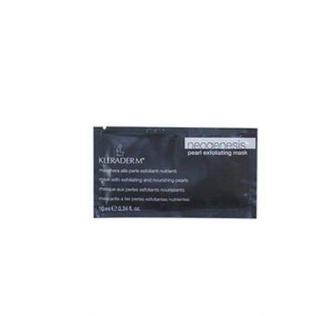 Kleraderm INFINITE BEAUTY CAVIAR ANTIAGING MASK/Kaukė prieš odos senėjimą su eršketų ikrų ekstraktu, 10 ml