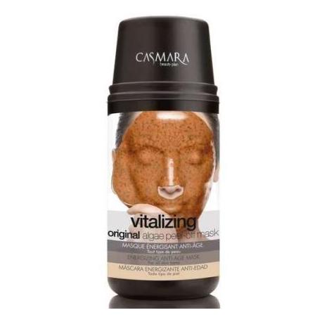Casmara Alginatinė veido kaukė Vitalizing Algea Peel Off Mask Kit, skaistinanti veido odą, stabdanti odos senėjimo procesus