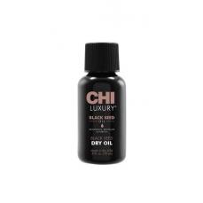 CHI LUXURY juodųjų kmynų aliejus 15 ml